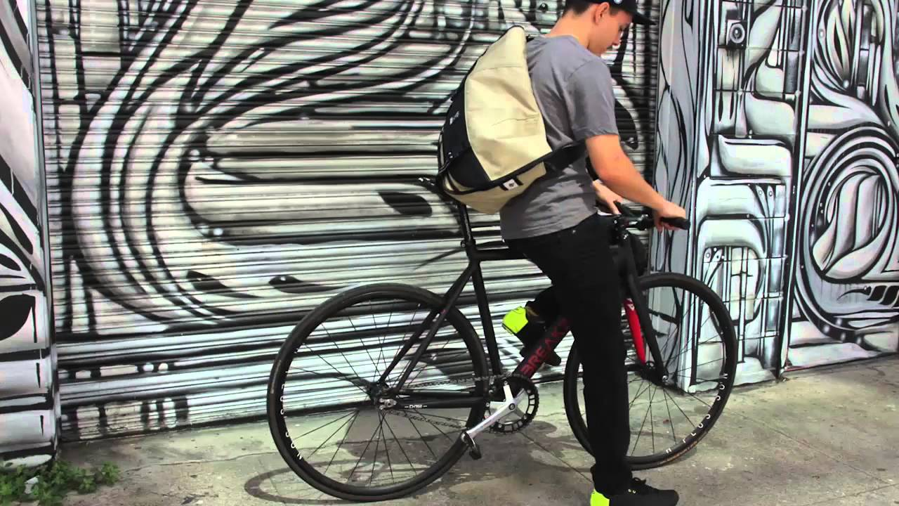 1123e79d02a9 Dickies x Chrome Limited Edition Citizen Messenger Bag - YouTube