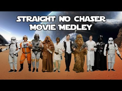 Straight No Chaser's Movie Medley