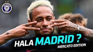 Le Real A L'ATTAQUE sur Neymar ! - La Quotidienne Mercato #23