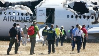 Hear 911 calls from Boeing 777 plane crash