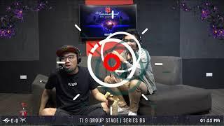 TI 9 Group Stage | Series A7 | Team Secret VS Mineski | Game 1