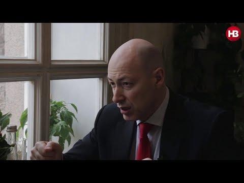 Дмитрий Гордон: Гордон о том, с кем бы он больше всего хотел сделать интервью