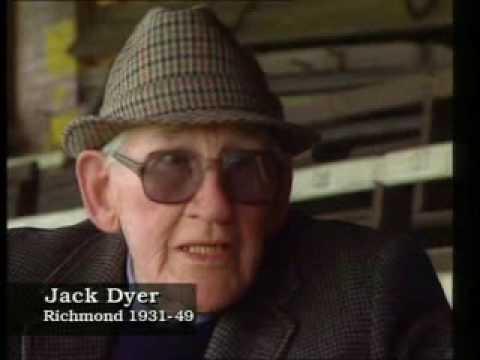 Jack Dyer  - 'Captain Blood'.