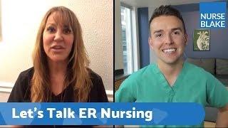 ER NURSING w/ Nurse Blake