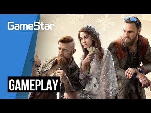 Ilyen bedrogozva lövöldözni | Far Cry 5 gameplay (The World is Weak)