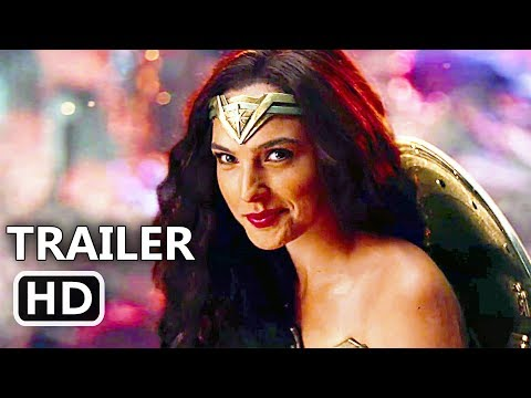 JUSTICE LEAGUE EXTENDED Trailer (2017) Wonder Woman, Gal Gadot Movie HD