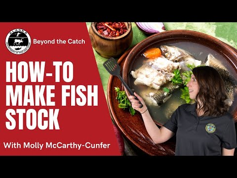 How To Make Fish Stock (Broth)