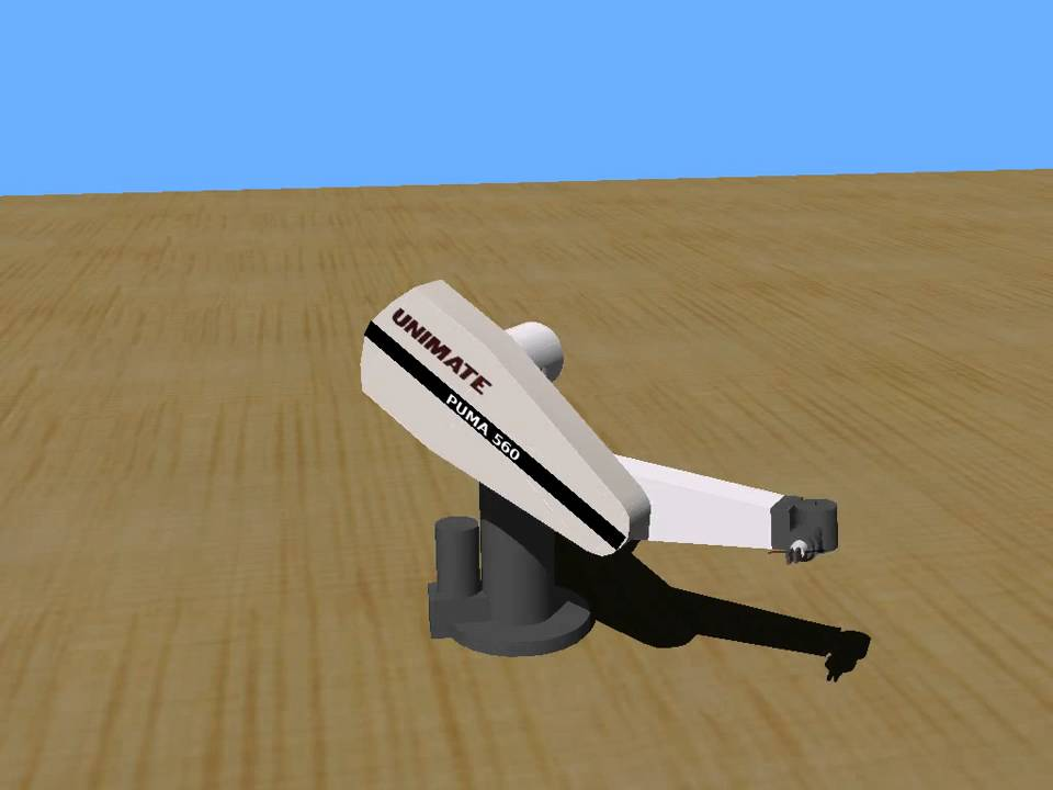 puma 500 robotic arm