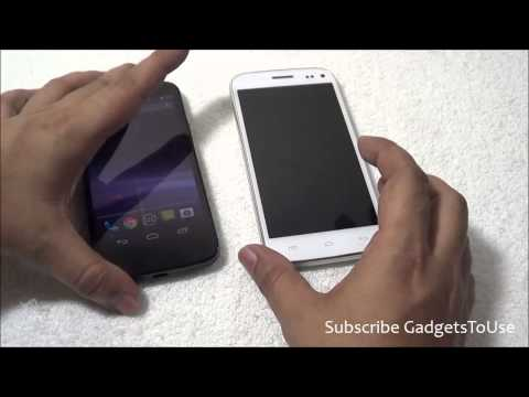 Canvas Turbo Mini VS Moto G Comparison Review, Hardware, Form Factor, Performance, Benchmarks and Ov