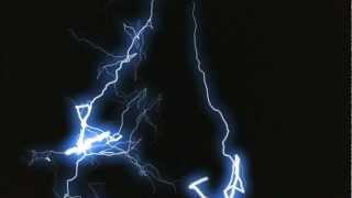 雨が降る中カミナリが鳴り続けるBGM2時間版です。 雷鳴の刺激で集中力ア...