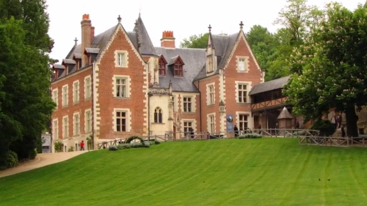 Marthincha la casa de leonardo da vinci amboise francia - Casa centro commerciale da vinci ...