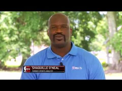 Shaquille O'Neal on Yao Ming