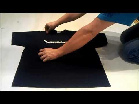 Lacoste Shirt Falten