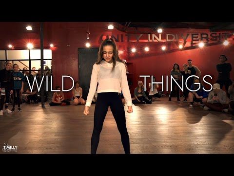@AlessiaCara  Wild Things  Choreography  Jojo Gomez  Filmed  @TimMilgram