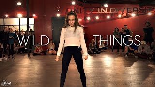 Wild Things choreografia Jojo Gomez