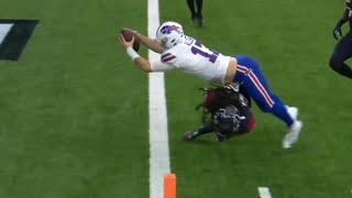 Josh Allen Catches Touchdown From John Brown | Bills vs. Texans | 2020 NFL Wild Card
