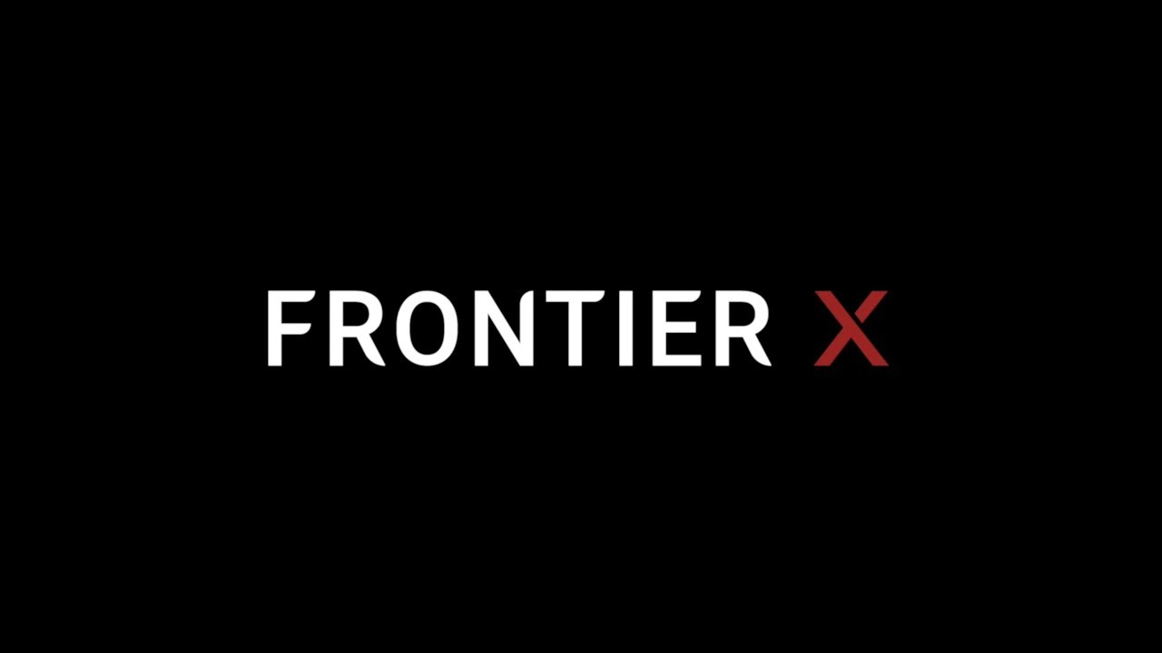 Frontier X Launch Video