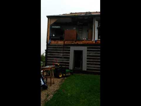 Tornado in Van, TX 05-10-15