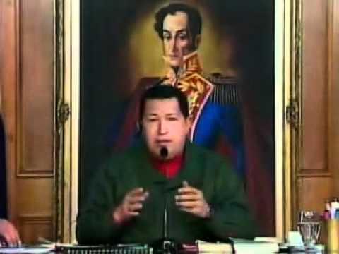 Chávez y el Banco BBVA-Provincial - Incluye denuncias de la gente (2/3)