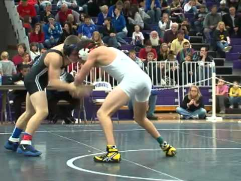 Tyler Rice vs Chris Alcock : Mid-States Classic - Championsh