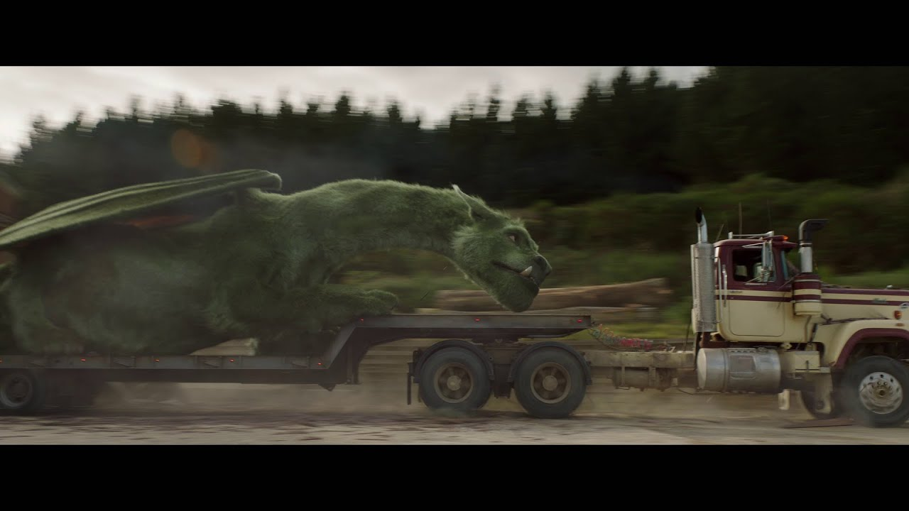 Peter et Elliott le Dragon - Extrait : Je ne veux pas de mal à ton ami I Disney