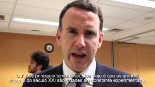 Administrando uma Megacidade: São Paulo no Século XXI - Ed Glaeser - Insper - 23/05/2013