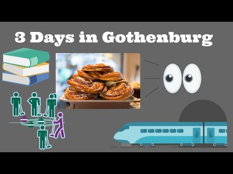 Travel | Semester Abroad: 3 Day Trip to Gothenburg, Sweden