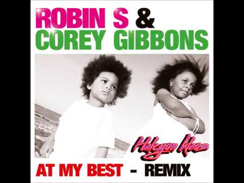 Robin S - At my best (Halcyon Kleos 2015 Remix) Organ/Electro House