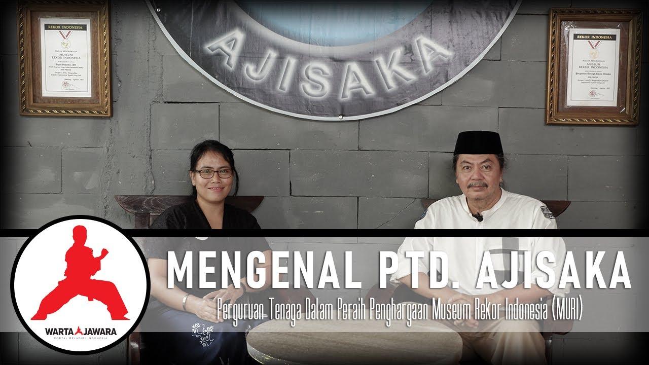 Mengenal Aji Saka, Perguruan Tenaga Dalam Peraih Penghargaan Museum Rekor Indonesia | Warta Jawara