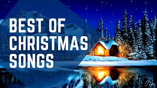 The Best Christmas Song Selection for the Holiday Season - Snowy Winter Night by Emerald Lake