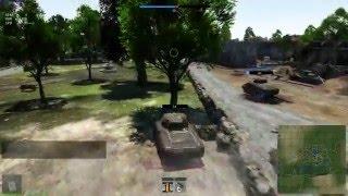 War Thunder - Les tanks, c'est gonflé !