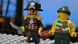 Lego and Bionicle stop motion : Treasure Hunters 樂高寶物獵人