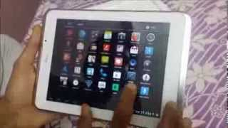 Unboxing XOLO Tab QC800 & Review