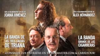 """Cantores de Híspalis - Spot """"La Pasión según Andalucía"""" el 22 de Marzo en Fibes (Sevilla)"""