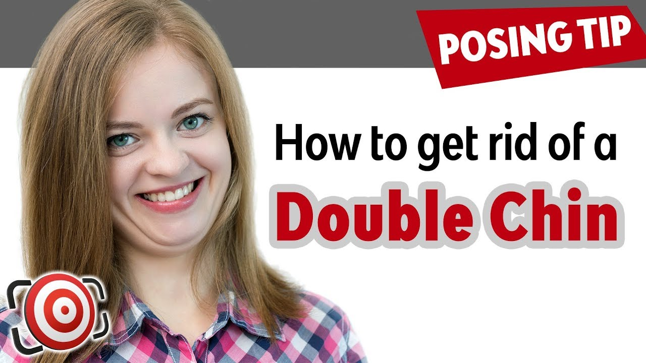 How To Pose: Portrait Posing Tips to Hide a Double Chin