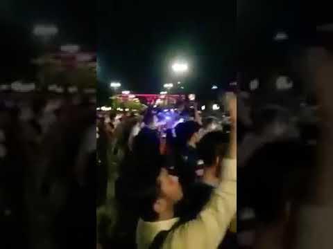 Full Video | Detik Detik Terjadinya Ledakan Saat Acara Nobar Debat Pilpres