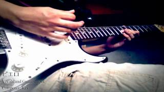 Hatsune Miku -  ピエロ / Pierrot Guitar cover