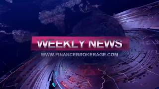 Finance Brokerage | Weekly News Nov. 29 - Dec. 5, 2019(Portuguese)