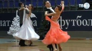 видео бальные танцы Подольск