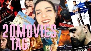 20 MOVIES TAG | Andrea Compton