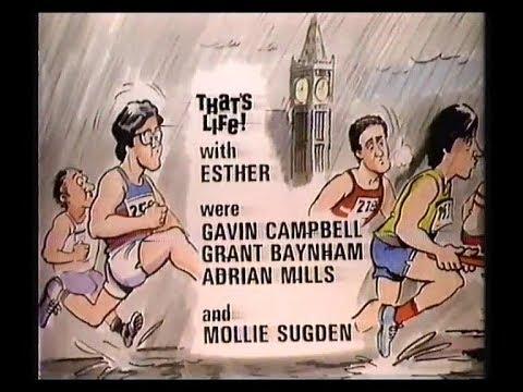 That's Life (BBC1) - 1986
