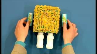 Mister Maker | Futuristic Pasta Robot Make