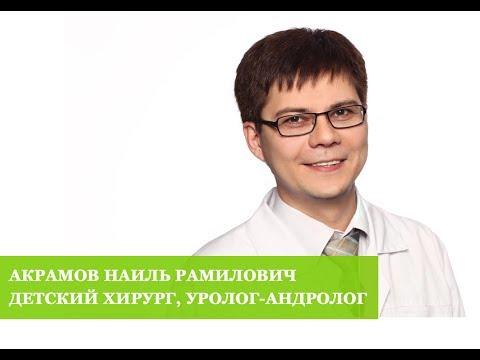 Андролог и уролог хирург в Москве