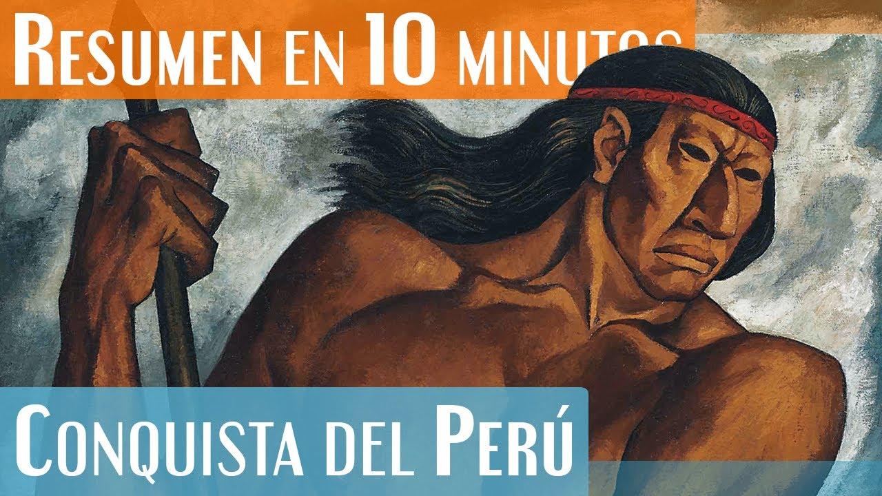 La Conquista del Perú en 10 minutos! | Francisco Pizarro y el Imperio Inca