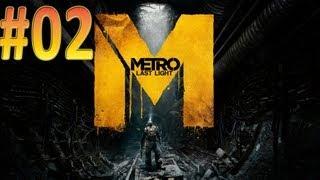 Metro Last Light - Gameplay ITA Prima ora di gioco Parte 2 di 3 RELEASE