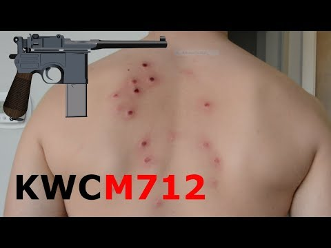 KWC M712 Review + Human Shooting Test
