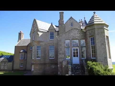 Balfour Castle, Historic 5 star exclusive