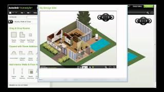 Autodesk Homestyler Share Your Design