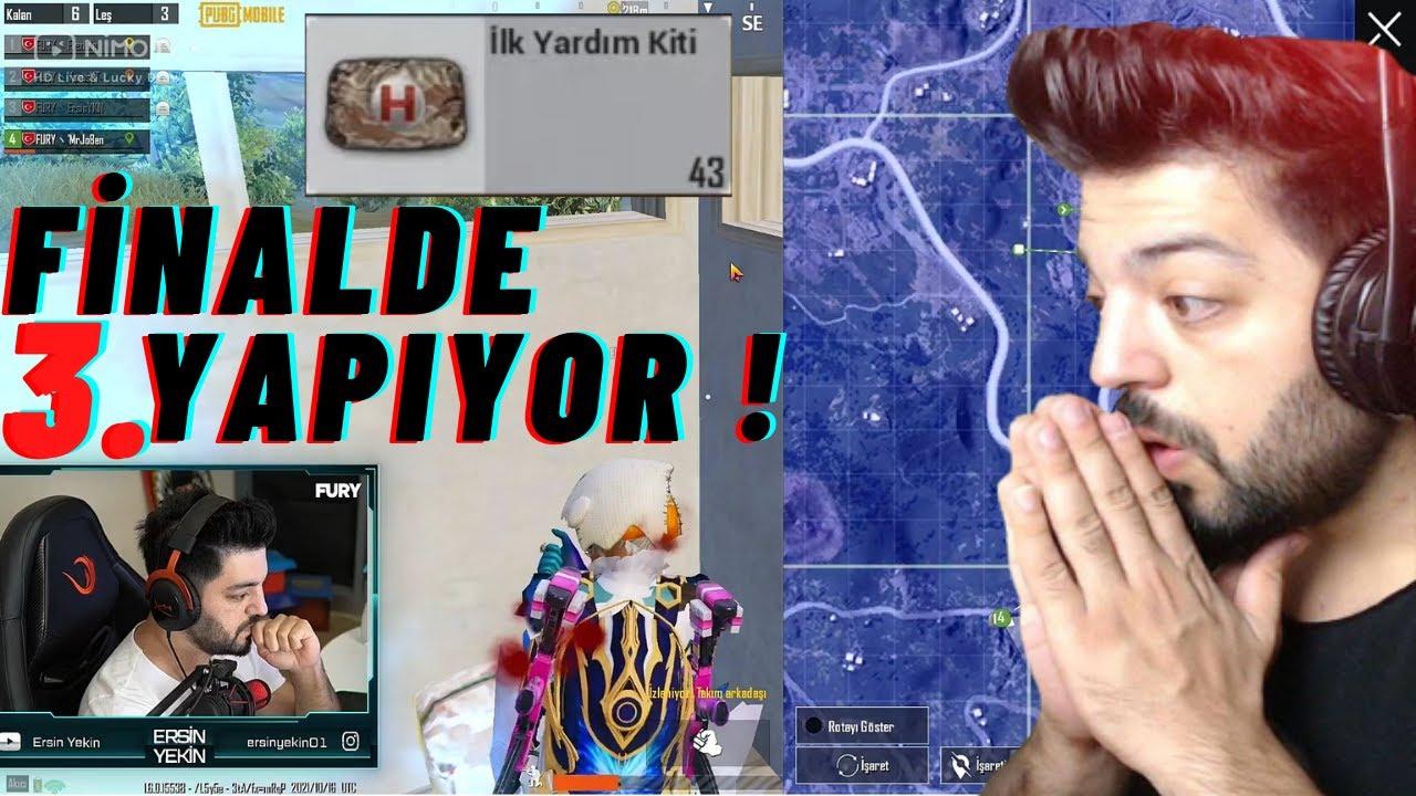 Download ERSİN YEKİN TURNUVADA TAKIMA ALAN DIŞI 43 KİT BASTIRARAK FİNALDE 3. YAPIYOR !