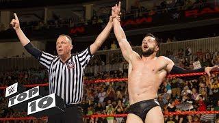 Biggest upset victories by debuting Superstars: WWE Top 10, Feb. 11, 2019